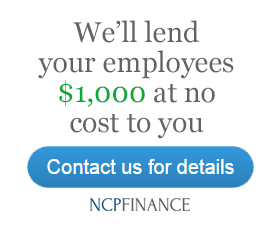 NCP Finance Logo